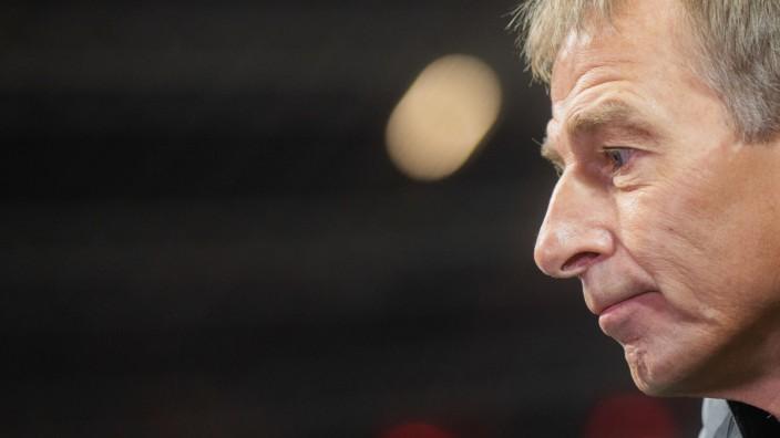 Jürgen Klinsmann als Trainer bei Hertha BSC Berlin