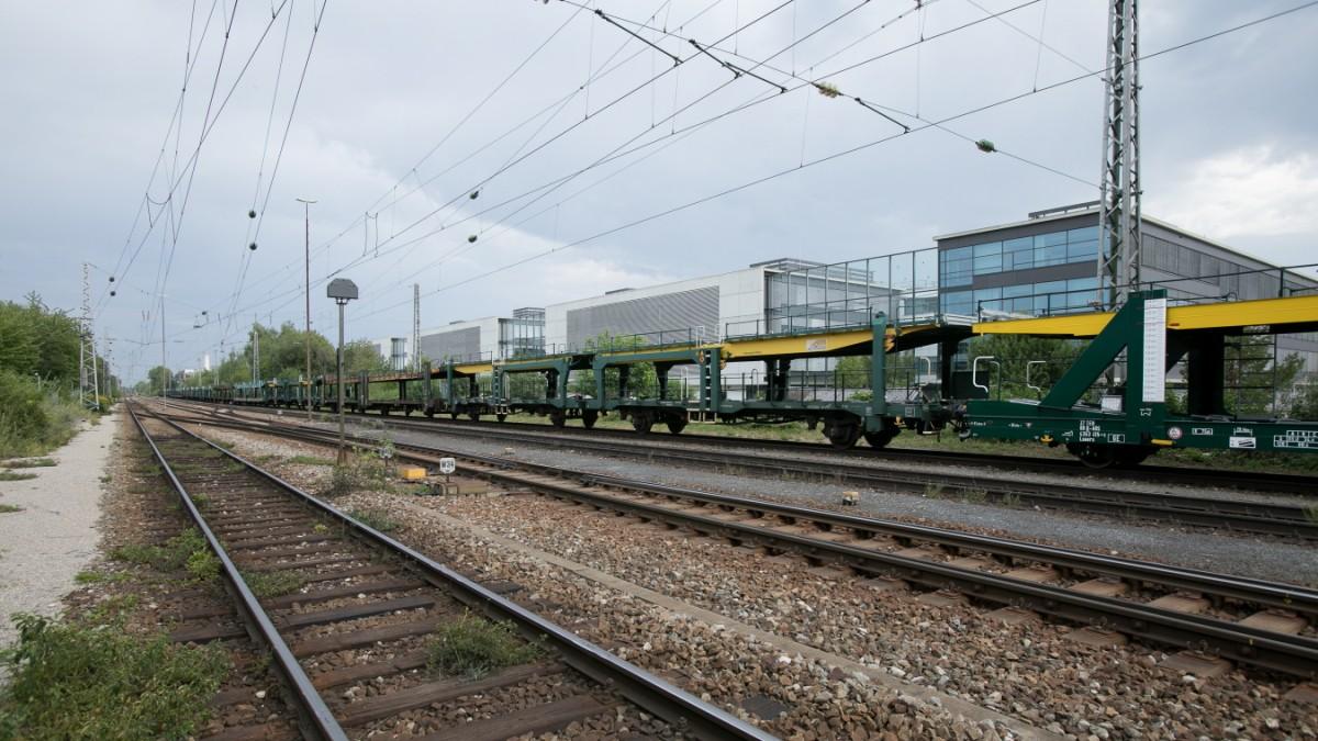 München: S-Bahn-Anschluss für BMW