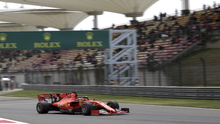 Formel 1 GP China