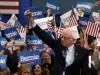 Bernie Sanders primary night rally