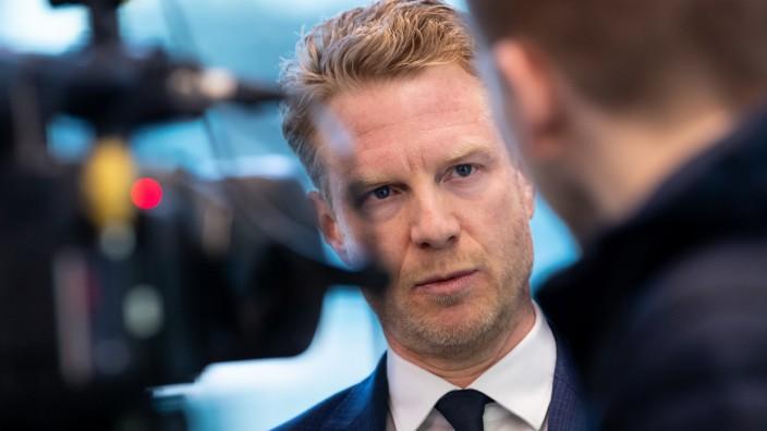 Klaus-Dieter Hartleb, Oberstaatsanwalt und neuer Hate-Speech-Beauftragter der bayerischen Staatsregierung