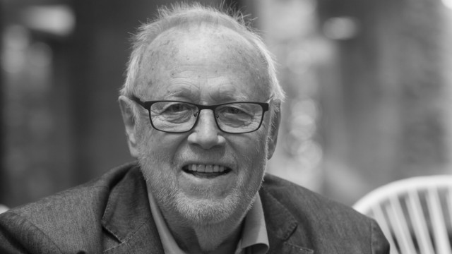 Regisseur Joseph Vilsmaier 2017 in München
