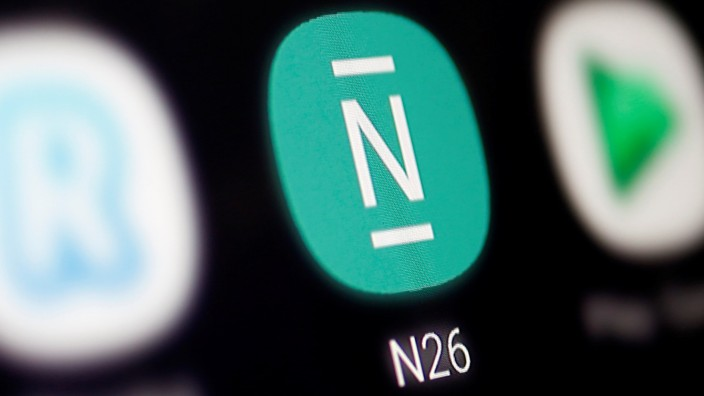 A N26 logo is seen in this illustration