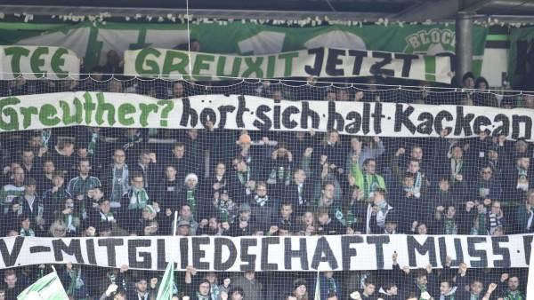 28.01.2020 - Fussball - Saison 2019 2020 - 2. Fussball - Bundesliga - 21. Spieltag: SpVgg Greuther Fürth ( Kleeblatt ) -; Fußball - Greuther Fürth - Plakate Spvgg Fürth