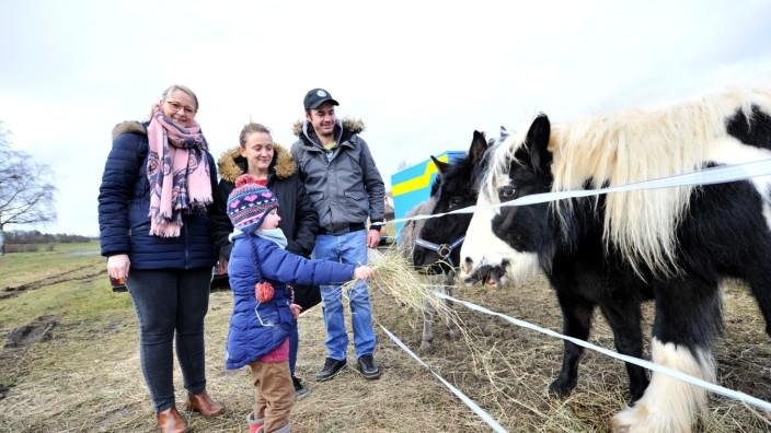 Pöcking: Zirkus Montelli - Spendenaktion