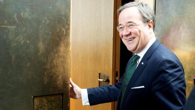 NRW-Ministerpräsident Laschet