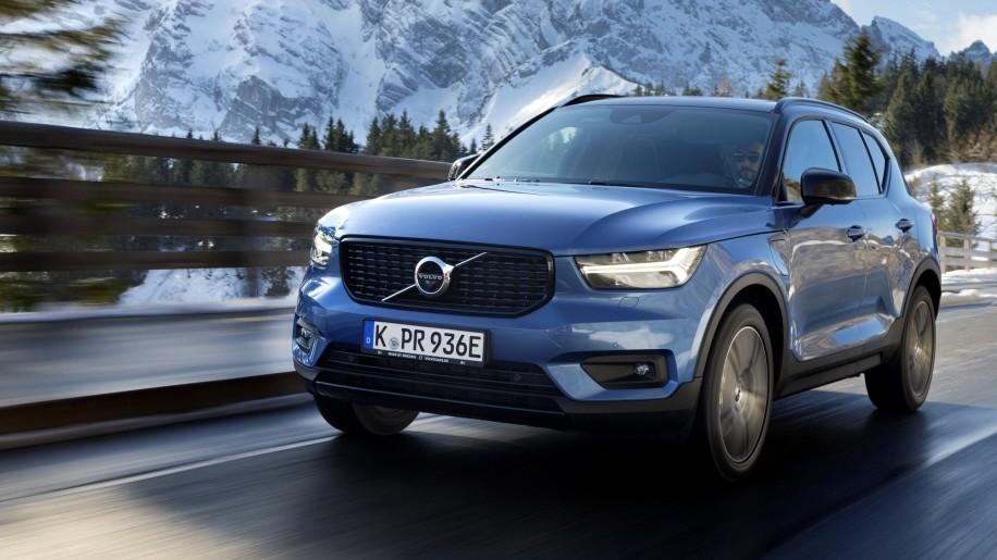Test Volvo XC 40 Hybrid: geringe Reichweite und teuer