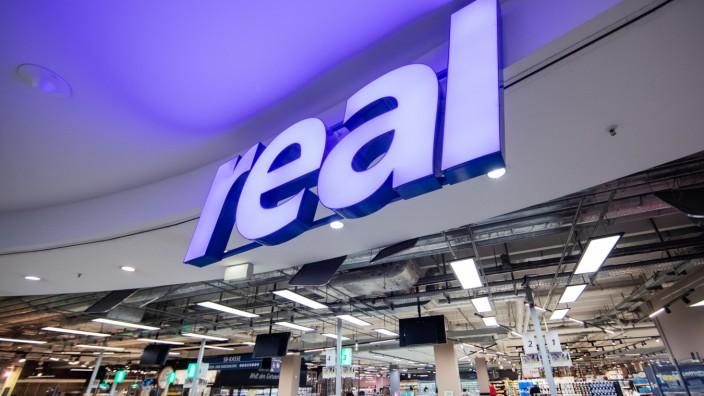 Supermarktkette Real