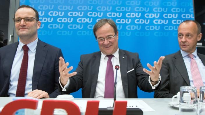 NRW als Personalpool für die Top-Jobs der Union