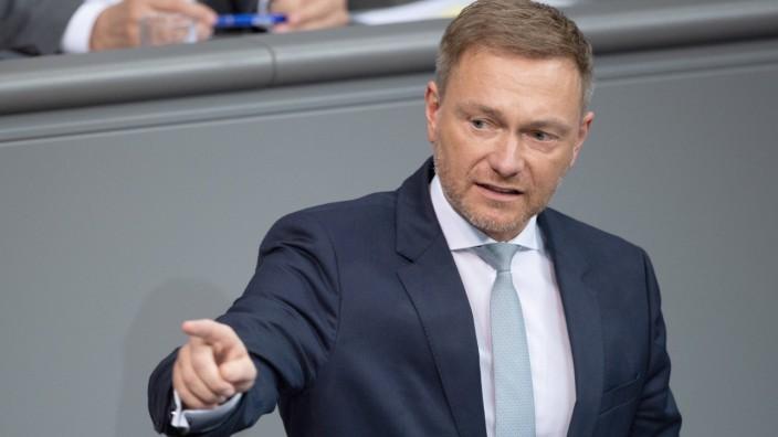 Christian Lindner, FDP