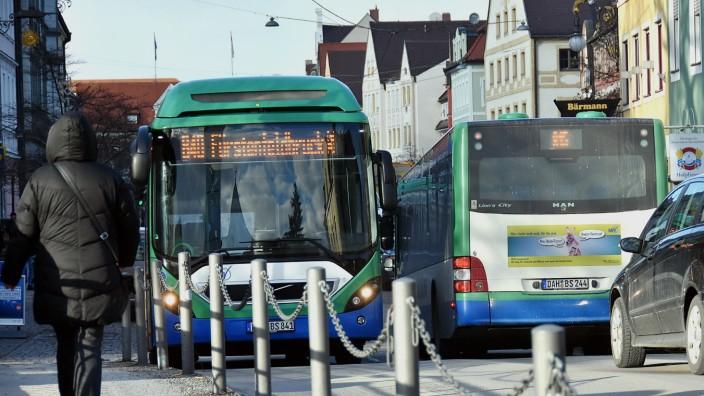 Linienbusse FFB