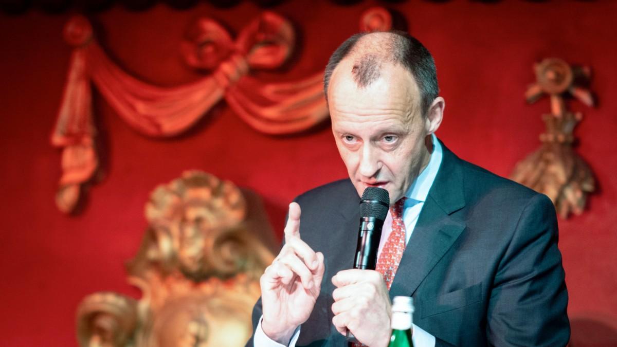 Friedrich Merz: Auftakt eines unerklärten Wahlkampfs