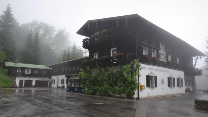 Hotel 'Zum Türken' - Obersalzberg