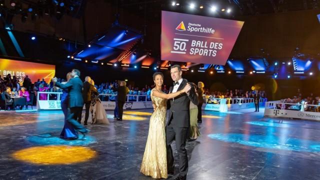 Wiesbaden, RheinMainCongress Center, 01.02.2020, 50. Ball des Sports Wiesbaden im RheinMain CongressCenter, Bild: EroÌÆ