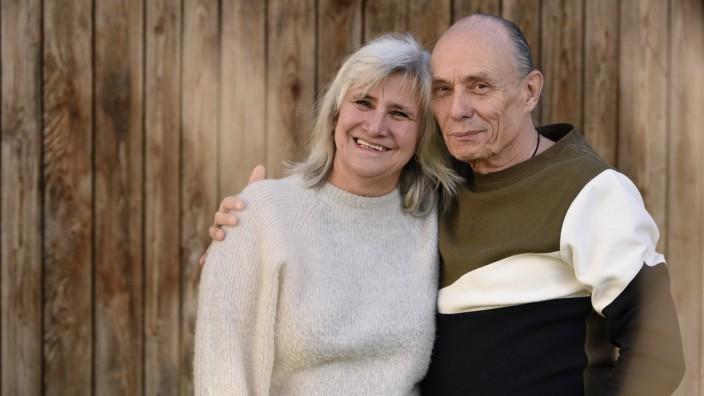 Jasmin und Frank Lenz