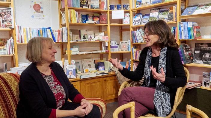 Buchladen Kirchseeon Wobken und Johann