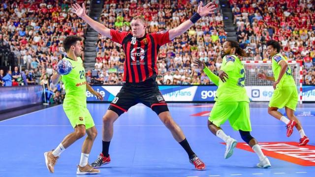 VELUX EHF FINAL4 2019 VELUX EHF FINAL4 2019 Halbfinale Barca Lassa HC Vardar 01 06 2019 LANXESS Ar