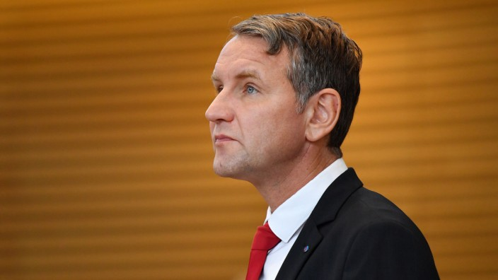 Sondersitzung des Thüringer Landtags