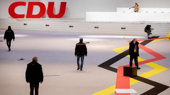 Diskussion in der CDU nach Wahldebakel