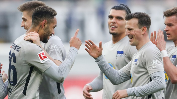 SC Paderborn 07 - Hertha BSC Berlin