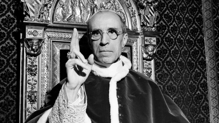 Pope Pius XII