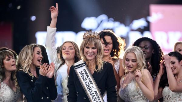 Wahl der 'Miss Germany 2020'  in Rust