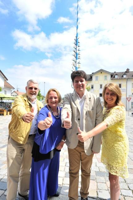 Starnberg: FDP Landratskandidat Cedric Muth