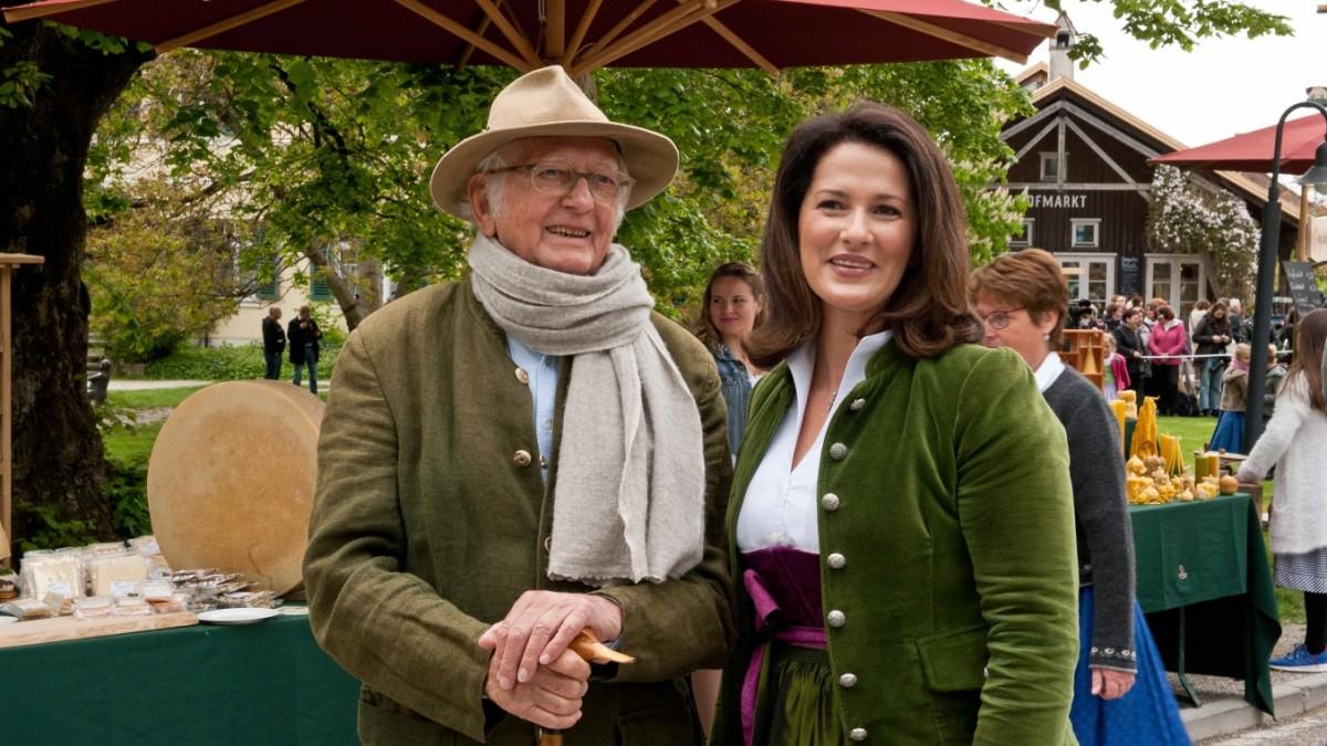 München: Trauer um Biofleisch-Pionier Schweisfurth