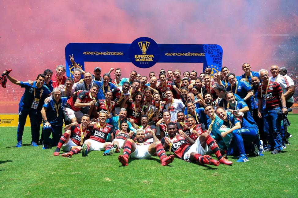 Flamengo v Athletico PR - Supercopa do Brasil