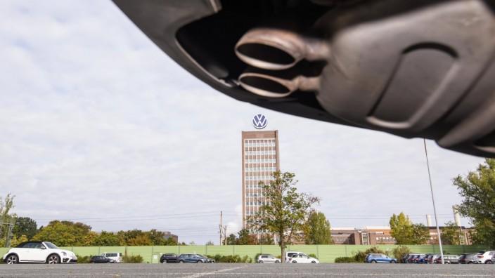 VW: Volkswagen-Werk in Wolfsburg