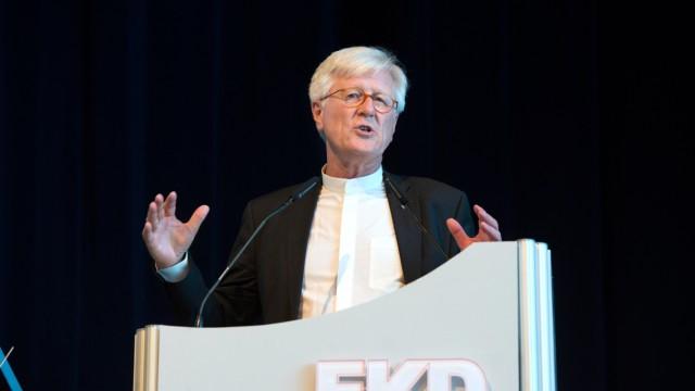 Die Synode der Evangelischen Kirche in Deutschland (EKD) hat am Sonntag (10.11.2019) in Dresden ihre diesjaehrige Jahre