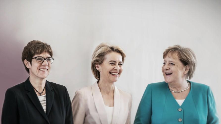 CDU - Ist die Zeit der Frauen vorbei?