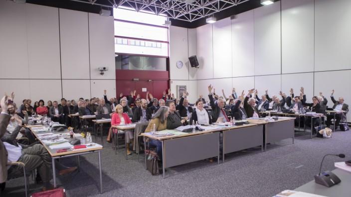 Sitzung des Kreistag Fürstenfeldbruck