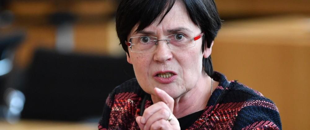 Thüringen - Kandidatin für das Amt der Ministerpräsidentin