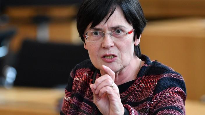 Thüringen: Die CDU-Politikerin Christine Lieberknecht