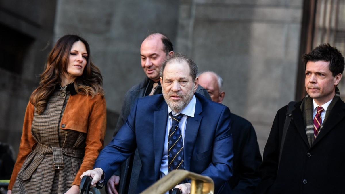 Metoo: Was hat der Weinstein-Prozess verändert?