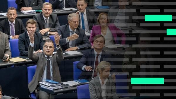 Bundestagsprotokolle Teaser Storytelling Migration