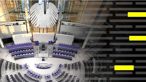 Bundestagsprotokolle Teaser Storytelling Methode