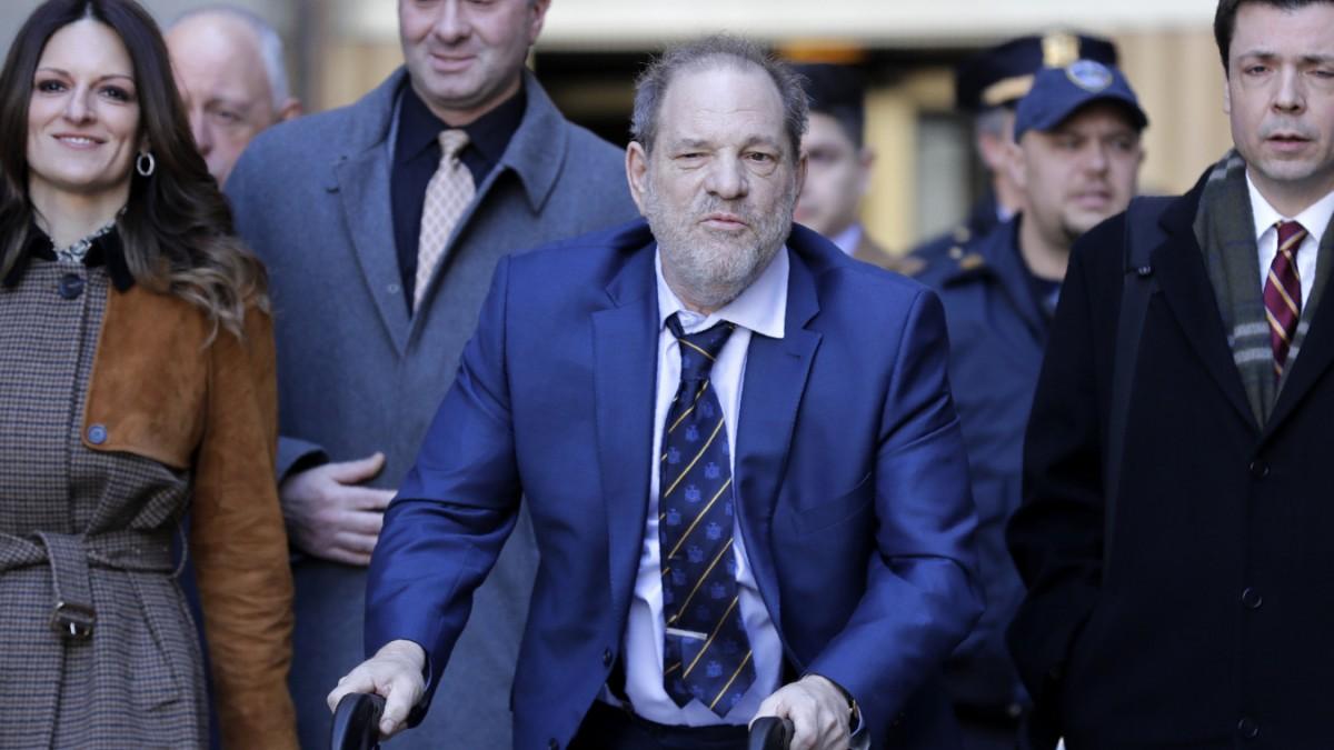 Weinstein wegen Sexualverbrechen schuldig gesprochen