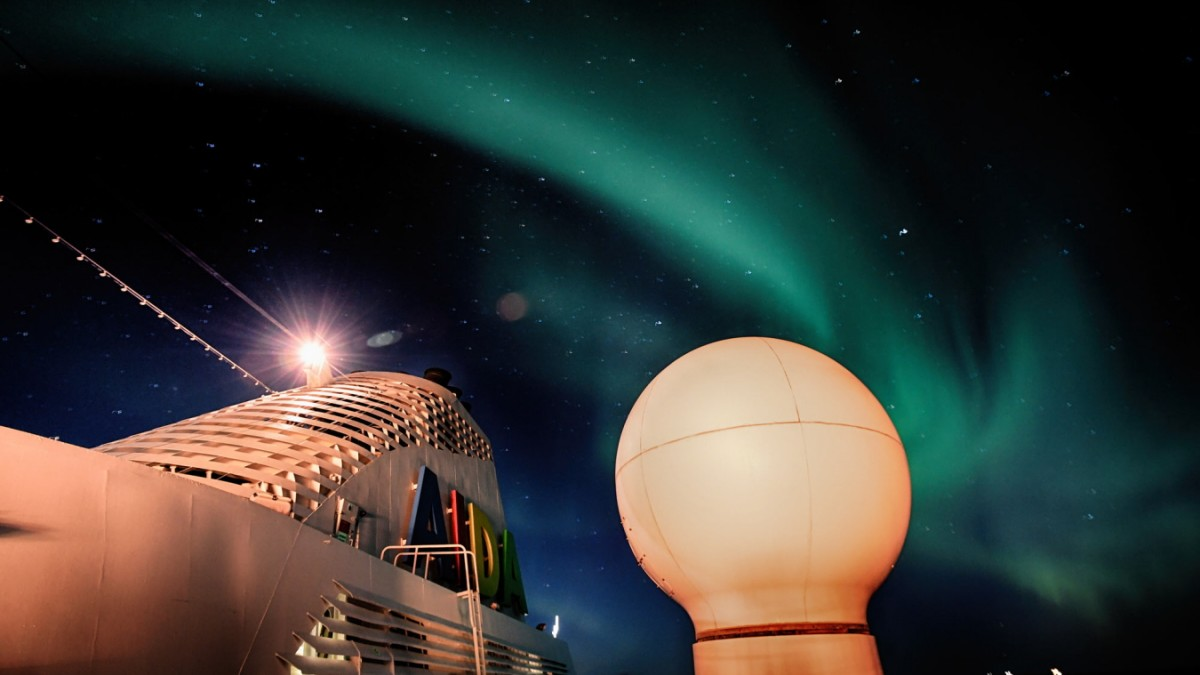 Nordnorwegen im Winter: Kreuzfahrt zum Polarlicht