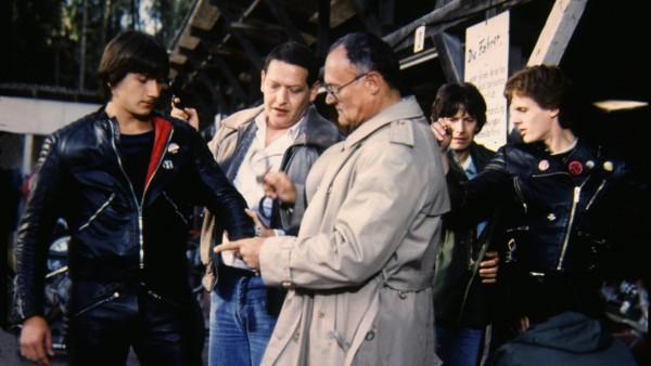SOKO 5113 Blanker Haß D 1984 Regie Ulrich Stark WALTER SCHÖNWALD DIETHER KREBS WERNER KREINDL