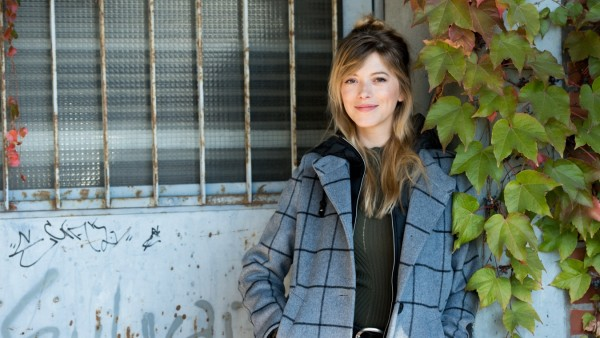 Mersiha Husagic Actress Soko M&,xfc;nchen, Photocall Schlachthofviertel, Munich, Germany 22 October 2018 PUBLICATIONxINx