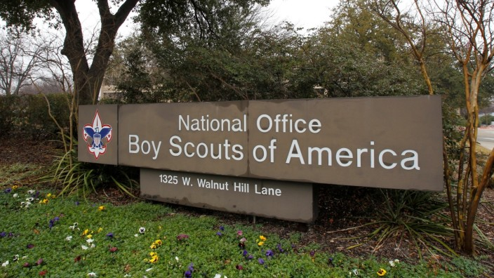 Boy Scouts Missbrauch