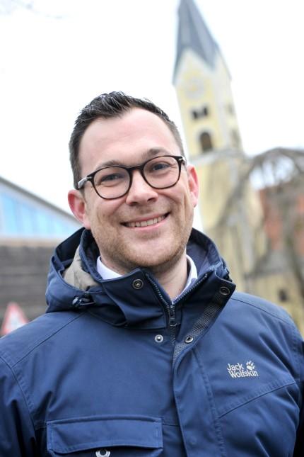 Feldafing: CSU BM-Kandidat Matthias Schremser