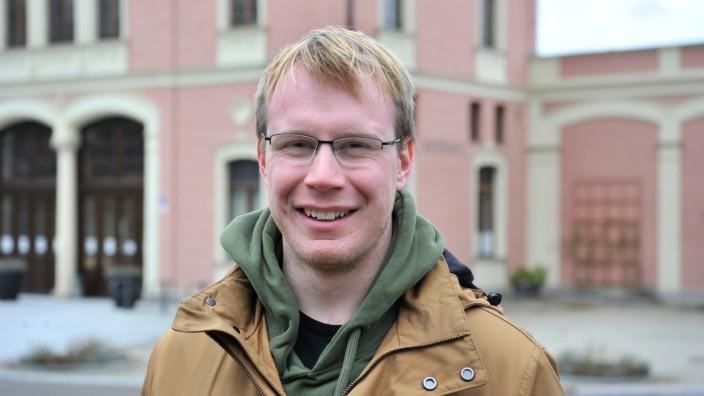 Feldafing: SPD Bürgermeisterkandidat Jakob Stillmark