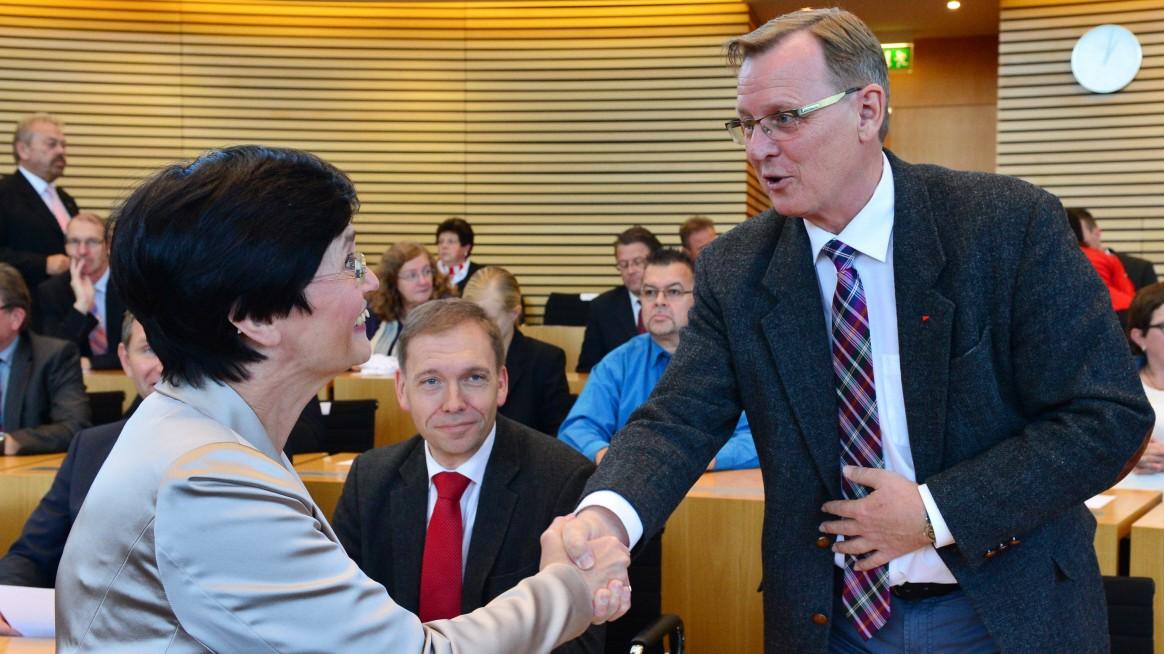 Thüringen: Vertrackte ostdeutsche Realitäten