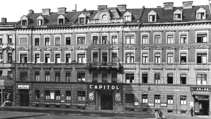 1917 Arri München Türkenstraße