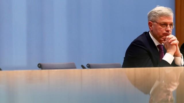 CDU: Norbert Röttgen bei einer Pressekonferenz 2020 in Berlin