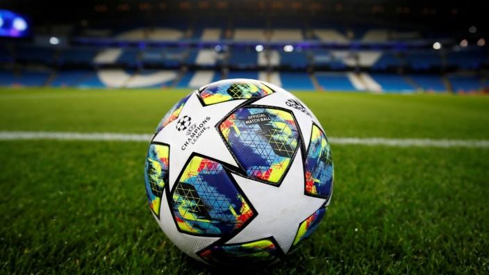 FILE PHOTO: Champions League - Group C - Manchester City v Atalanta