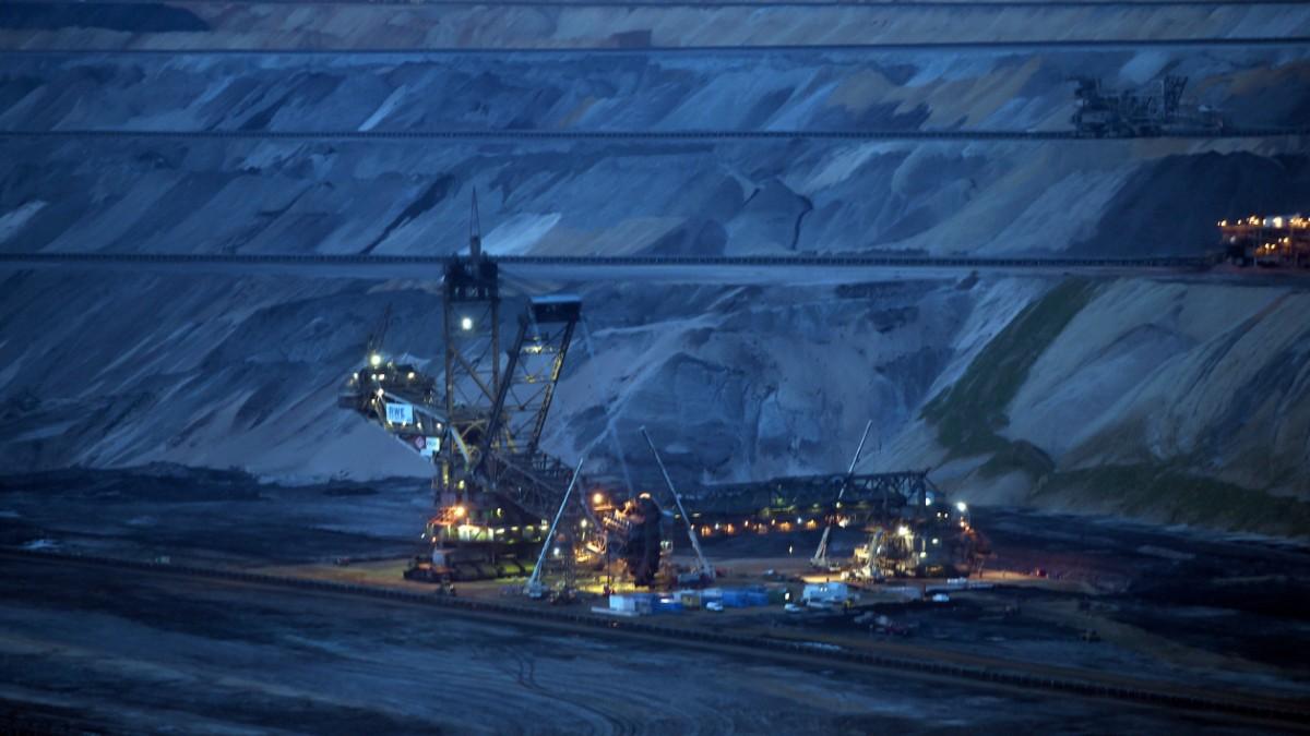 Kohleabbau: Doppelt schädlich für das Klima